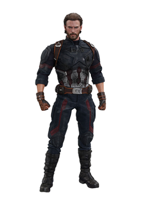Капитан Америка герой Marvel