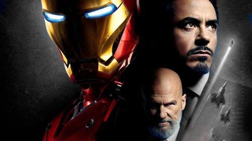 Железный Человек фильм Marvel