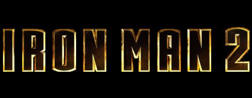 iron man 2 logo