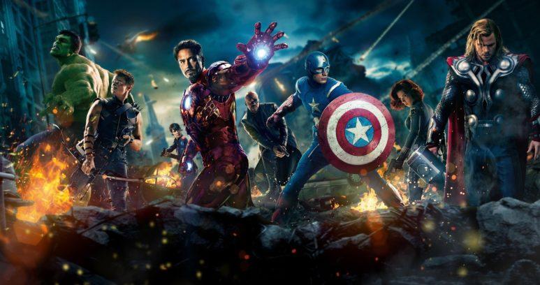 Мстители фильм Marvel