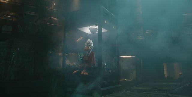 сцена после титров стражи галактики разрушеный музей