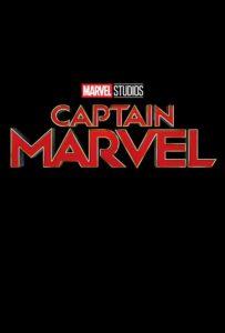 капитан марвел постер
