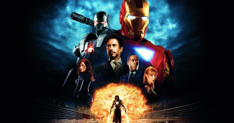 Железный Человек 2 фильм Marvel