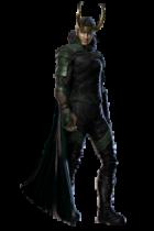 Локи Marvel персонаж
