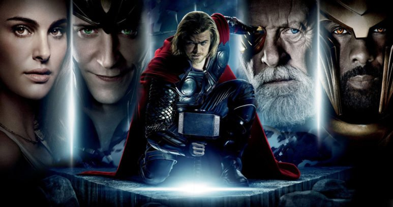 Тор фильм Marvel