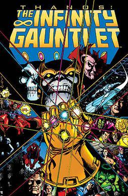 История Таноса - Перчатка Бесконечности