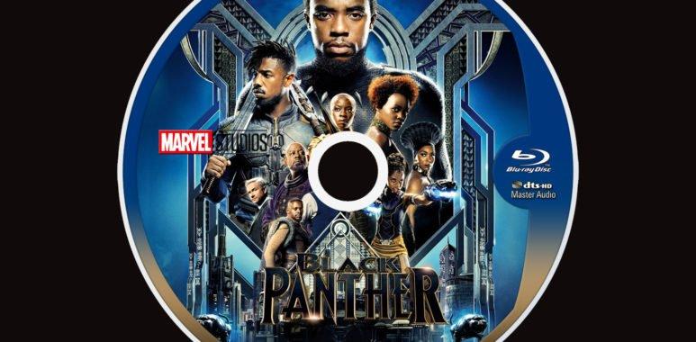Черная Пантера: названы даты релизов фильма на цифровых носителях