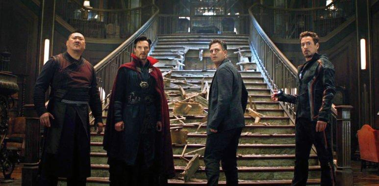 Кто такой Танос? Тизер Войны Бесконечности