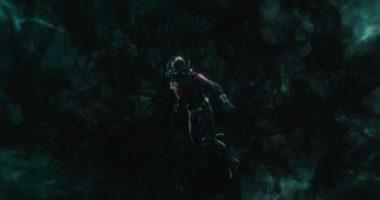 Сцена после титров Человек-муравей и Оса - Ловушка для Муравья