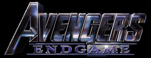 Мстители: Финал (Avengers: Endgame) логотип (лого, logo)