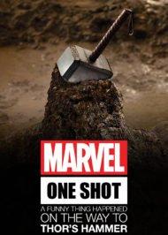 Забавный случай по дороге к молоту Тора постер