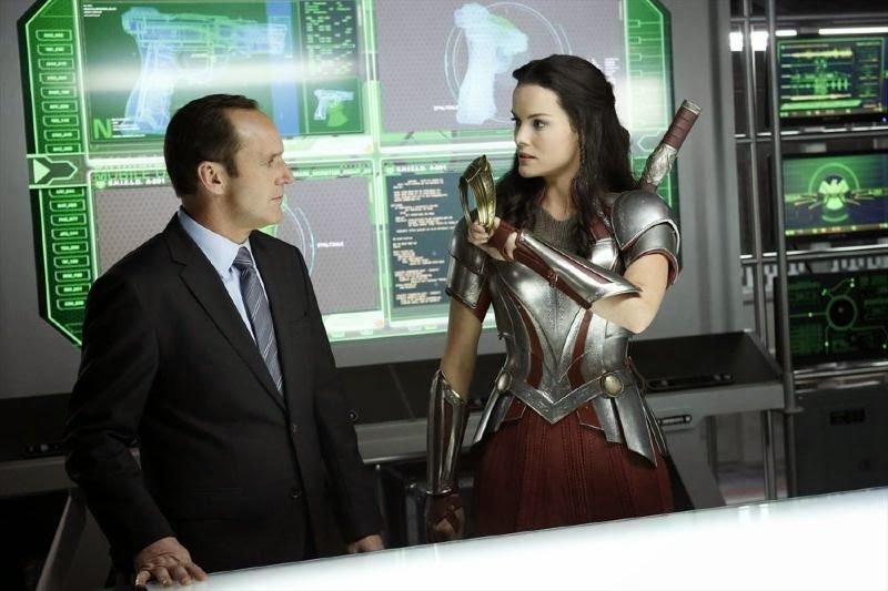 Леди Сиф в сериале Агенты Щ.И.Т.