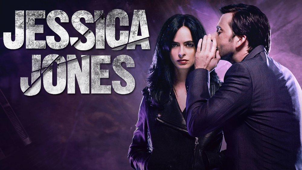 Джессика Джонс 3 сезон 2019 сериал Marvel