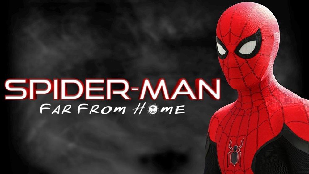 Человек-паук: Вдали от дома 2019 фильм Marvel