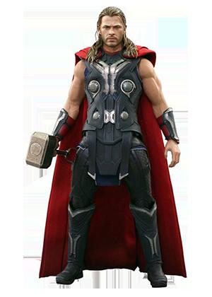 Тор герой Marvel