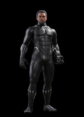 Черная Пантера герой Marvel