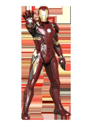 Железный Человек Тони Старк герой Marvel