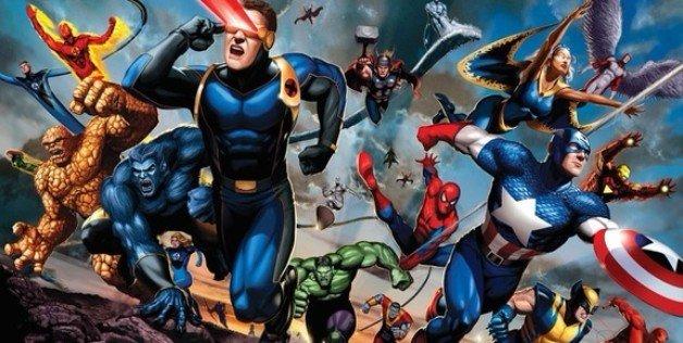 Люди-Икс, Дэдпул и Фантастическая Четверка в 4 фазе КВМ