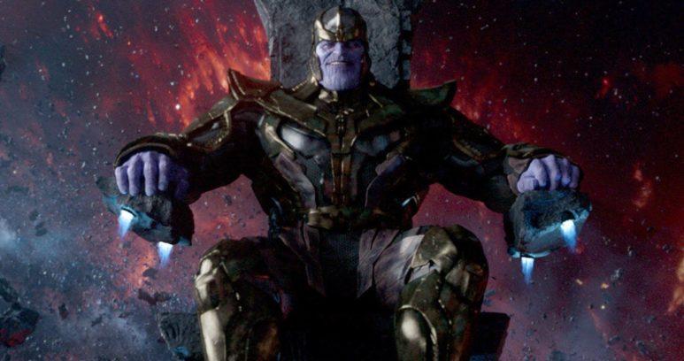 История Таноса