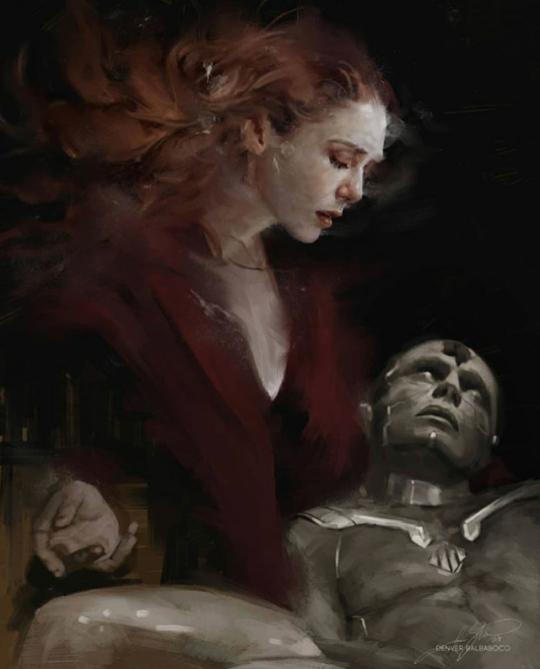 Новый фанарт Войны Бесконечности отдает дань памяти погибшим супергероям