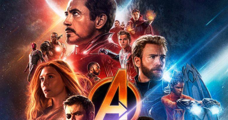 Blu-ray Войны Бесконечности: официальный список дополнительных материалов
