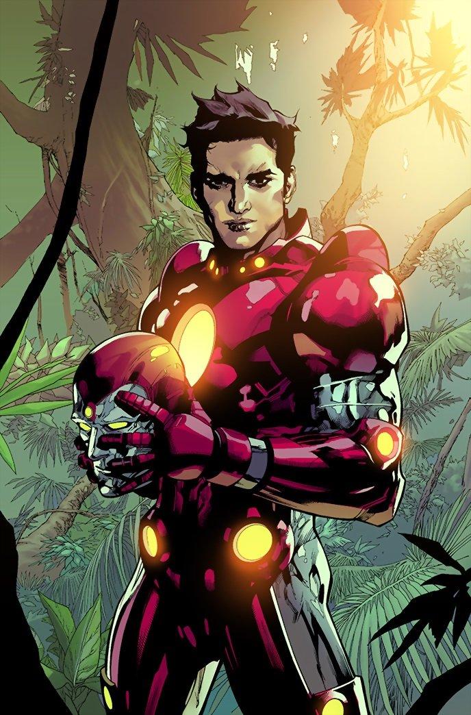 Кто заменит Железного Человека?
