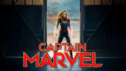 Капитан Марвел фильм Marvel