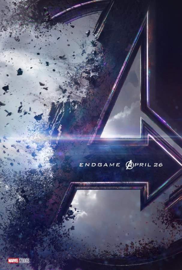 Мстители: Финал тизер-постер фильма Мстители: Финал