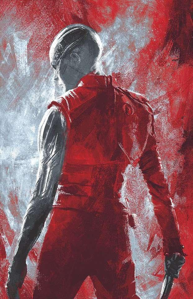 Мстители: Финал промо-арт Небула