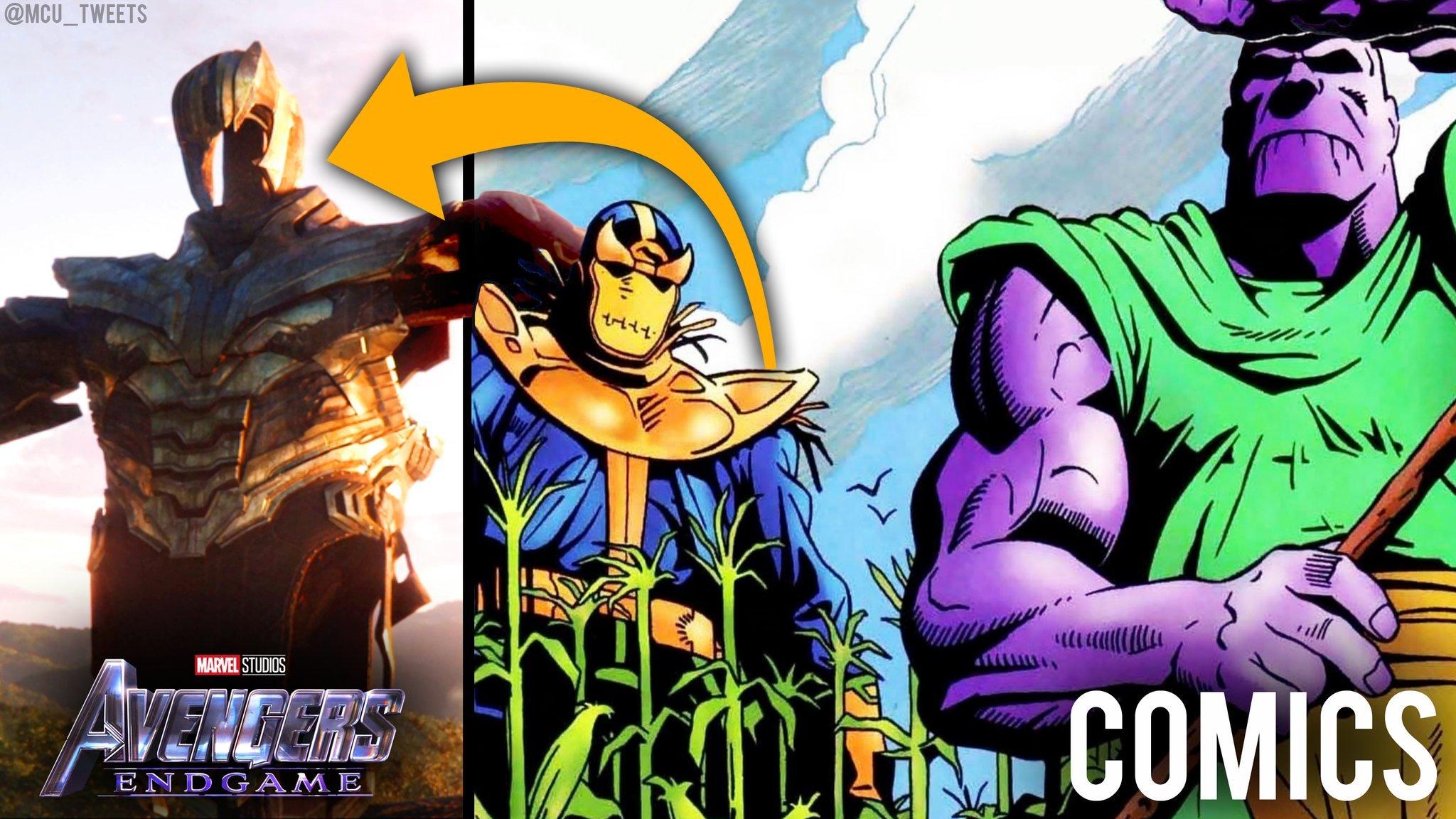 Мстители: Финал - Перчатка Бесконечности