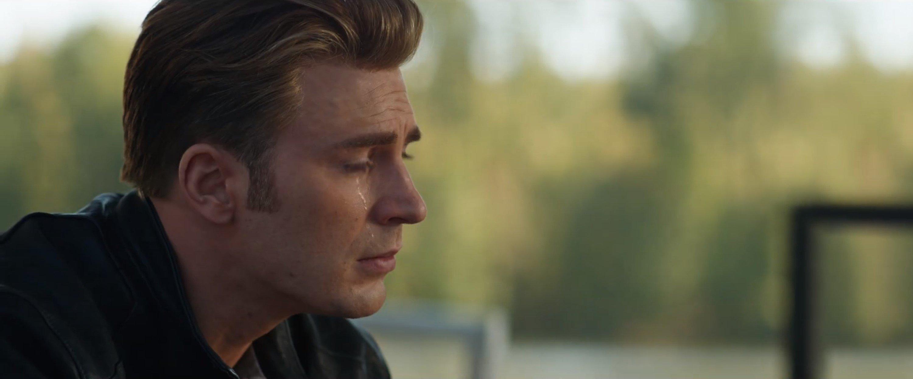 Мстители: Финал. Капитан Америка