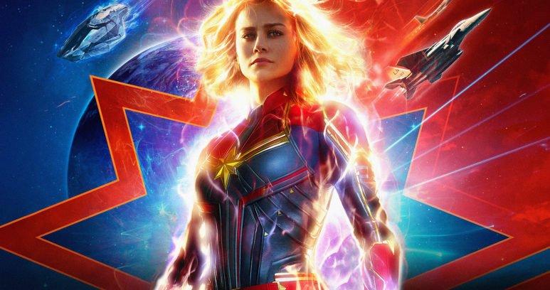 Капитан Марвел (2019) Фильм Marvel