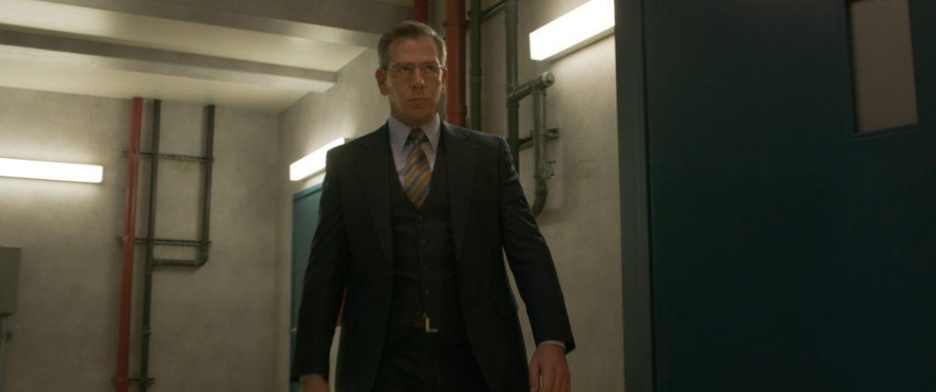 Агент Келлер кадр из фильма Капитан Марвел 2019