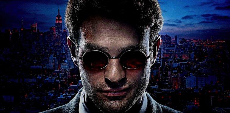 Сорвиголова сериал Marvel Netflix