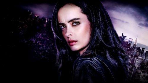 Джессика Джонс сериал Marvel Netflix