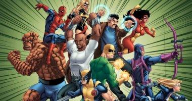 Новые Мстители фильм Marvel