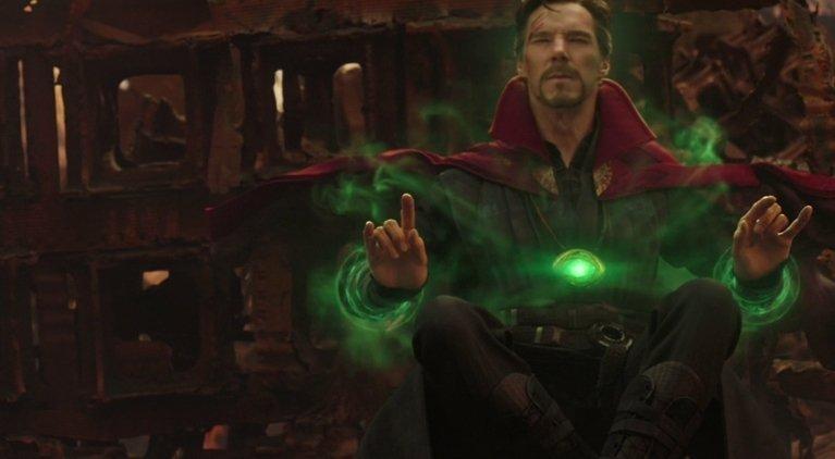 Доктор Стрэндж 2 фильм Marvel