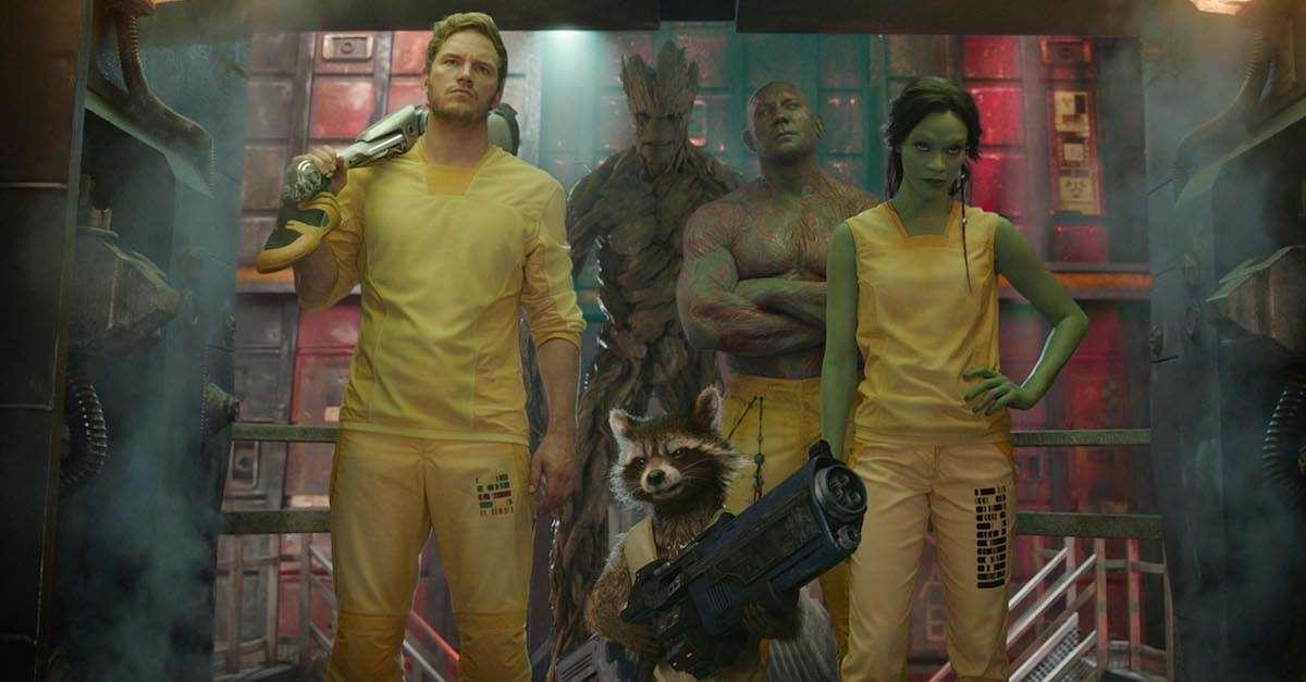 Стражи Галактики 3 фильм Marvel