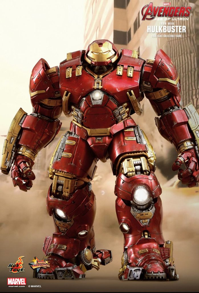 Iron Man Mark XLIV Hulkbuster Armor © Hot Toys Limited