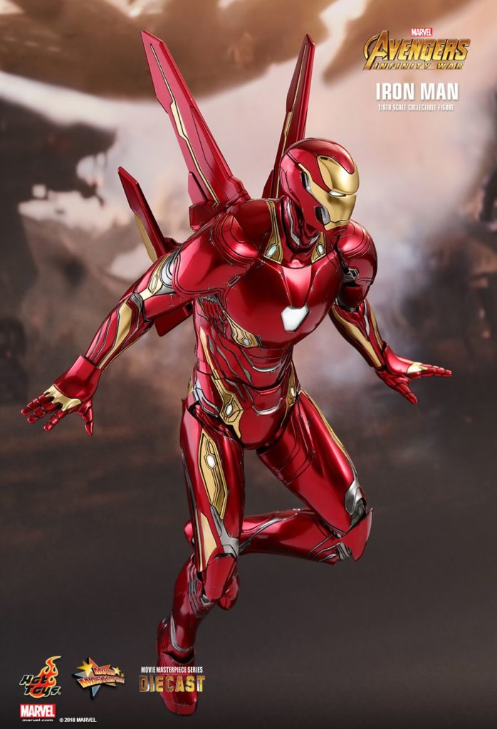 Iron Man Mark L Armor © Hot Toys Limited