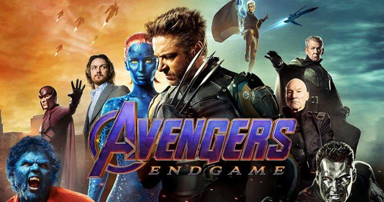 Мстители: Финал сцена после титров Люди-Икс