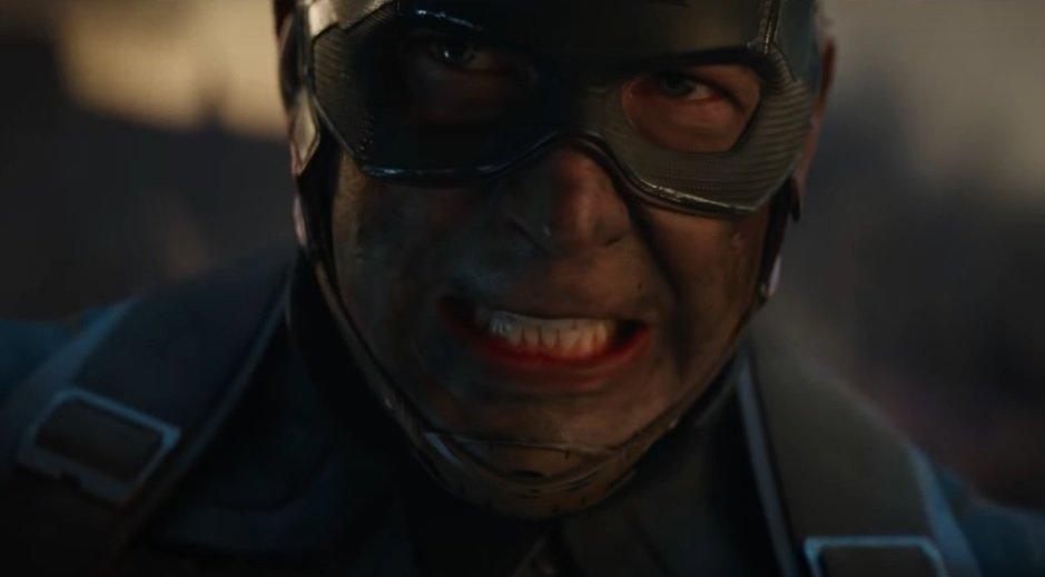 Трейлер Мстители: Финал Капитан Америка