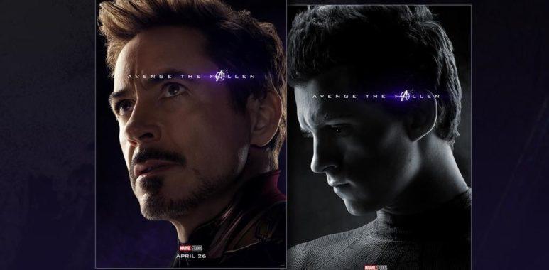 32 персонажных постера Мстители: Финал