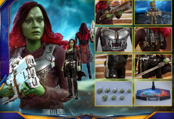 Гамора Hot Toys