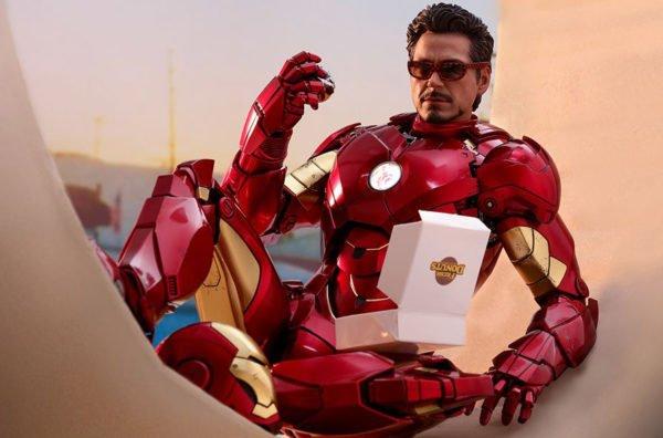 Железный Человек Марк 4 Hot Toys