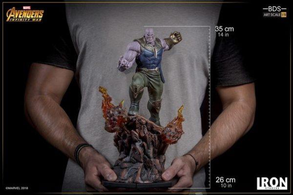 Танос Iron Studios