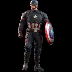 Капитан Америка Hot Toys Мстители: Финал